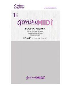 Gemini Midi Accessoires - Plastic Folder a 2 stuks