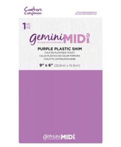 Gemini Midi Accessoires - Plastic Shim Paars