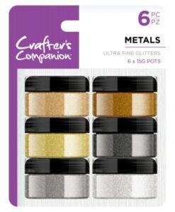 CC - Ultrafijne Glitter - Metals