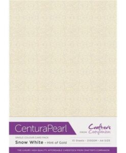 CC - Centura Pearl Hint of Gold (50 vel)