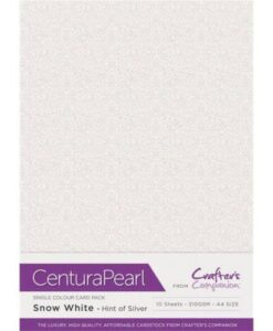 CC - Centura Pearl - Hint of Silver