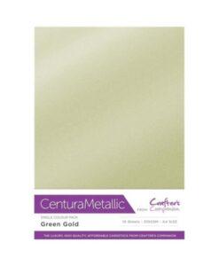 CC - Centura Metallic - Green Gold