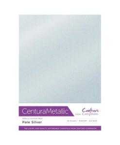 CC - Centura Metallic - Pale Silver