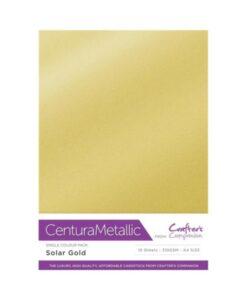 CC - Centura Metallic - Solar Gold