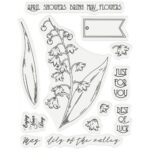 Gemini Stamp & Die - May - Lily of the Valley
