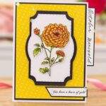 Gemini Stamp & Die - October - Marigold
