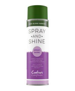 CC - Spray & Shine Hoogglans Lak/Vernis