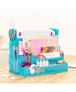 Craft & Carry Werkstation - Turquoise