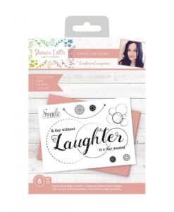 Sharon Callis Clearstamp - Laughter