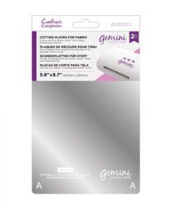 Gemini Jr Accessoires - Snijplaat Textiel