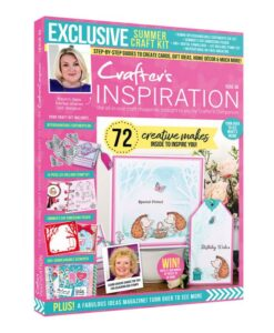 Crafters Inspiration Magazine - Nr 30
