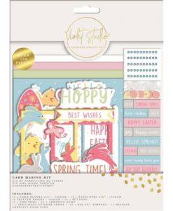 Violet Studio - Card Making Kit - Easter