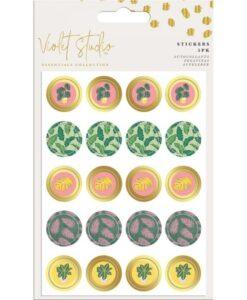 Violet Studio - Mini Stickers - Tropical
