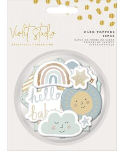 Violet Studio - Card Toppers - Baby