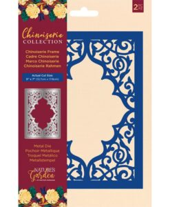 Chinoiserie - Snijmal - Chinoiserie Frame